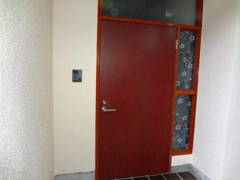 木製玄関ドア交換サムネイル