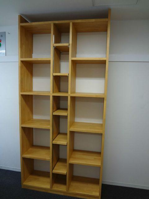 木製書棚サムネイル