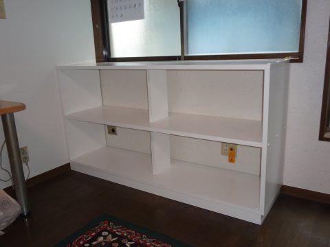 オーダー家具(本棚)取り付けサムネイル