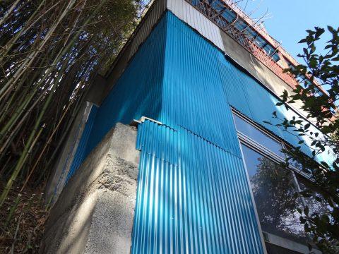 磯子区 トタン外壁修理サムネイル