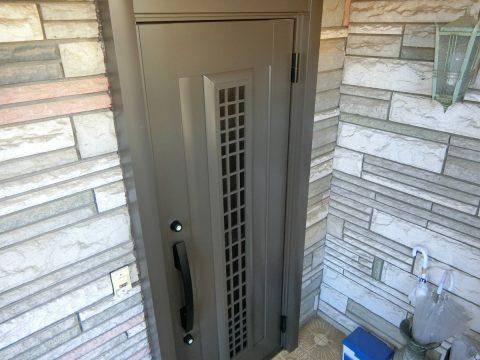 磯子区 玄関ドア交換 O様邸サムネイル
