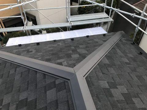 港南区 屋根重ね葺き カバー工法サムネイル