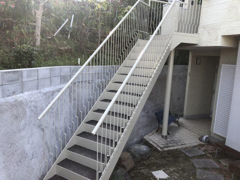 外部塗替え 磯子区 外壁塗装工事サムネイル