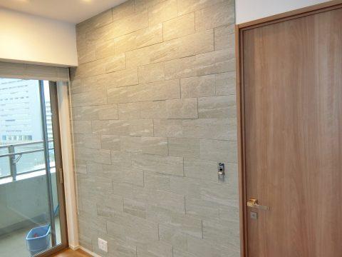 壁調湿タイル貼り エコカラットサムネイル