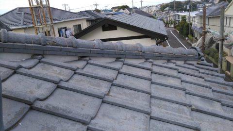 磯子区 雨漏り修理 屋根葺き替えサムネイル